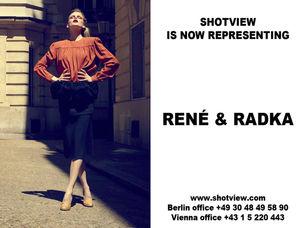 NEW @ SHOTVIEW : RENE & RADKA