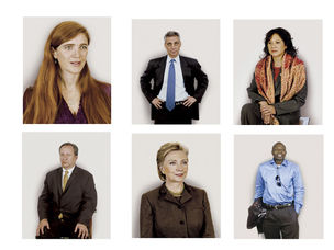 PHOTONEWS presents Obama's People (c/o New York Times)