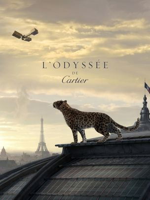 GOSEE FILM : CARTIER