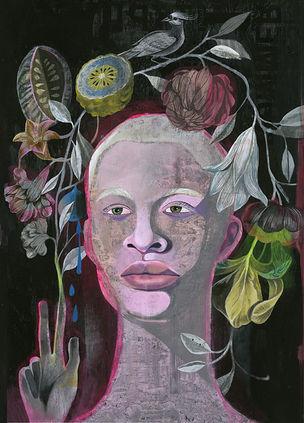 2AGENTEN : Olaf HAJEK for  Illustration Now! Portraits by