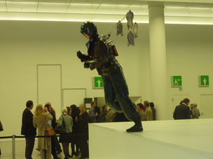 Art Cologne : Panamarenko