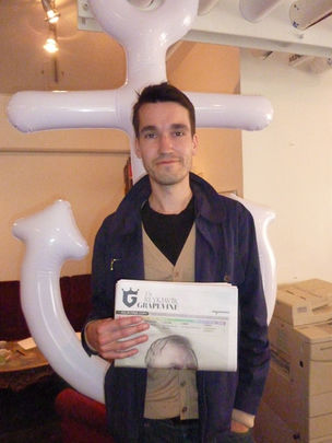 GoSee ICELAND Special : Hilmar Steinn Grétarsson (editor The Reykjavik Grapevine)