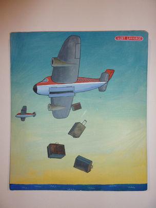 JIM AVIGNON – Lost luggage, 2011(Cityleaks Festival, Cologne, 2011)