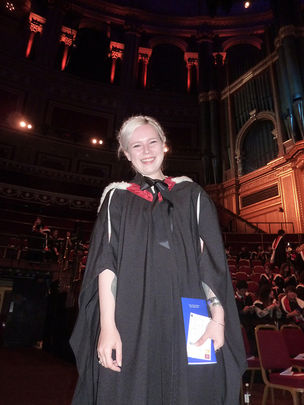 RCA 2012 Show at Royal Albert Hall : Isabelle Held (History of Design)