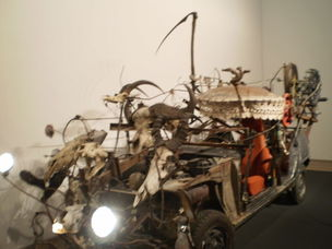 Museum Tinguely: Robot Dreams and Jean Tinguely