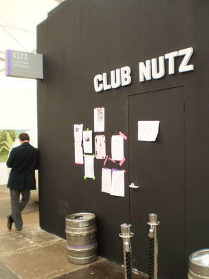 Frieze : Club Nutz, Minnesota