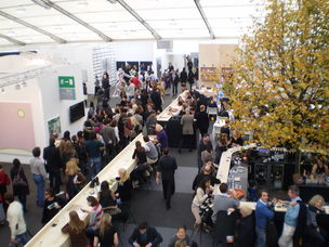 Frieze Fair Oyster Bar