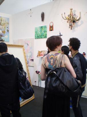Frieze : Tomio Koyama Gallery, Tokyo