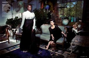 INFIDELS PHOTOAGENCY : Marguerite OELOFSE for FAIRLADY MAGAZINE
