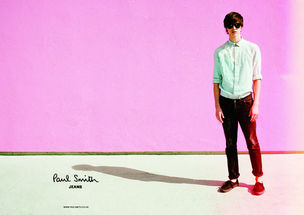 SHOTVIEW : Ronald DICK for PAUL SMITH