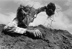 SMKP - Faszinierende Dokumente : Aktion für Angelika Platen, Düsseldorf 1969