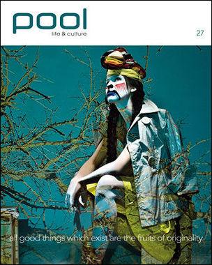 POOL MAGAZINE #27 : Mar MATEU