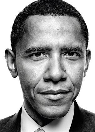 Barack Obama  © Power Platon by Schirmer/Mosel