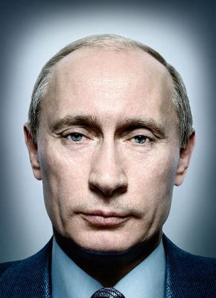 Wladimir Putin   © Power Platon by Schirmer/Mosel