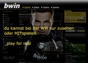 SHOTVIEW : Peter RIGAUD for BWIN