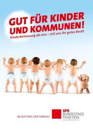 ANDREA HEBERGER : Peter VAN HEESEN for SPD
