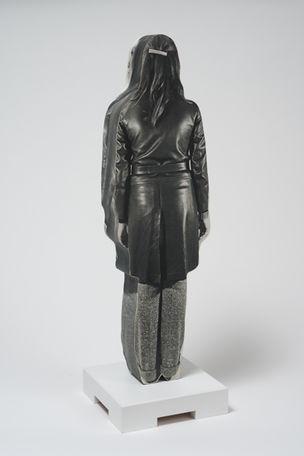 CHERRY AND MARTIN : Dale Quarterman, Marvella, 1969 (Photography into Sculpture)