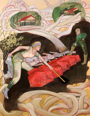 ESSL MUSEUM : Hinter den Gaerten