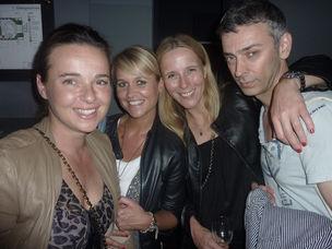 DIRECTOR'S LOUNGE 38 : Svenja Drahorad, Kristina Korb, Cyrus (GoSee)