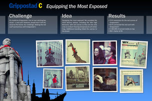 CANNES LIONS 2011 : EQUIPPING THE MOST EXPOSED