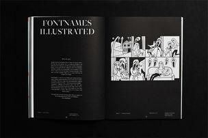 SLANTED MAGAZINE Issue 17 – Cartoon / Comic