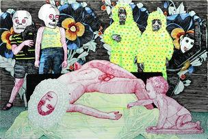 Galerie Anita Beckers : CORNELIA RENZ, 'Slumber'
