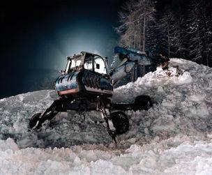 Jules Spinatsch - Snow Management