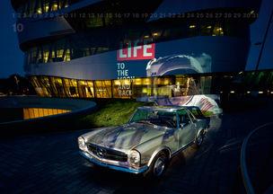 GOSEE ADVERTISING : Mercedes-Benz Classic Calendar 2012