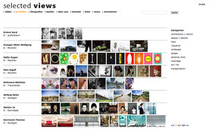 SELECTED VIEWS : Portfolios