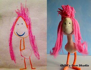 JULIA KALLMEYER ... inspiration ... Child's Own Studio