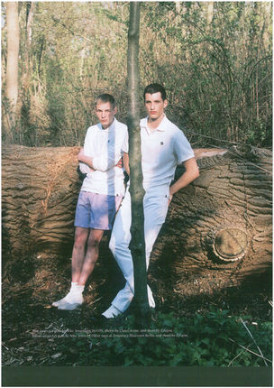 VIVA MODELS : TIM Neugebauer/JULIAN Hennig for SLEEK
