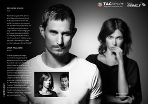 RETOUCHED for TAG HEUER