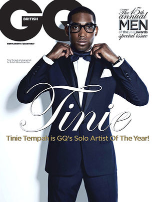 GQ British - September Issue 2012