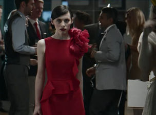 A Harvey Nichols Christmas 2012 - Avoid A Same Dress Disaster