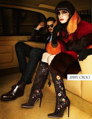 Go & See : JIMMY CHOO FW 2012