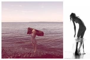 LUNDLUND : Camilla AKRANS for VOGUE