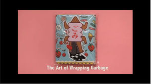 EMEIS DEUBEL : Susanne WALSTROM 'The art of wrapping Garbage'