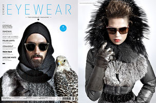 GROSSER FOTOGRAFEN : Estelle KLAWITTER for EYEWEAR MAGAZINE