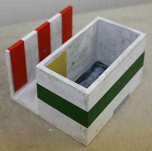 MARGARETHE HUBAUER : Dumb Boxes by Ward SCHUMAKER