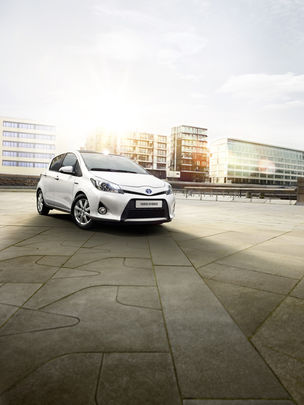 GOSEE ADVERTISING : Michael HAEGELE for TOYOTA YARIS