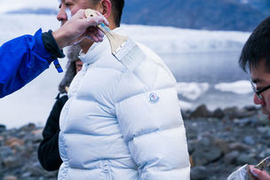 The Moncler institutional advertising campaign Fall Winter