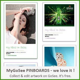 MyGoSee - Collect, comment, edit ARTWORK on GoSee. It's free !