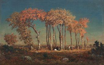 GOSEE ART : Théodore Rousseau Unruly Nature' at the Glyptotek, Copenhagen