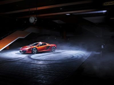 McLaren Spyder