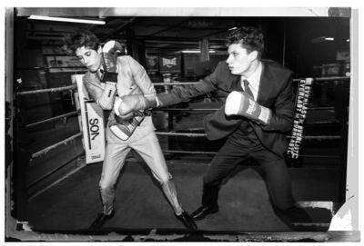 Rumble Fish / Hadley Hudson for L'Officiel Hommes