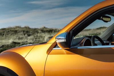 The VW Beetle Dune Concept