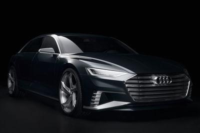 The Audi Prologue Avant for NOAH Magazine