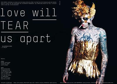 74 MAG : Love will Tear us apart