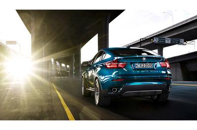 MARC TRAUTMANN for BMW X6