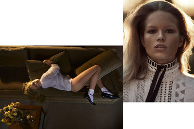 LUNDLUND: Camilla Akrans - VOGUE Germany
